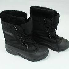 s kamik boots size 9 kamik s synthetic boots ebay