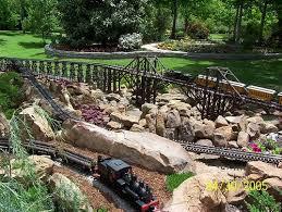 78 best garden train images on pinterest model train layouts