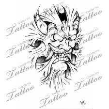 marketplace tattoo hannya inside 220 createmytattoo com