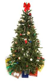 artificial tree companies lights decoration