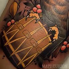 Drummer Tattoo Ideas Genius Music Tattoos That You U0027ll Want To Get For Yourself