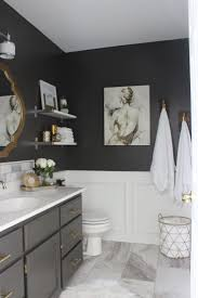 Decorating Ideas For Bathrooms Best 25 Dark Vanity Bathroom Ideas On Pinterest Dark Cabinets
