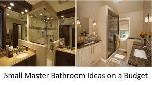 bathroom ideas for small spaces on a budget small master bathroom ideas realie org
