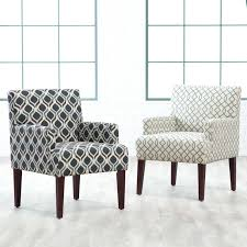chairs for livingroom patterned living room chairs ideas and leather accent with picture