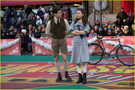 watch the thanksgiving day parade live ariane rinehart u0026 michael campayno u0027sound of music live u0027 at