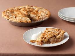 crunch top apple pie recipe paula deen food network