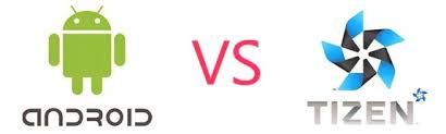 tizen vs android tizen vs android comparison samsung vs os