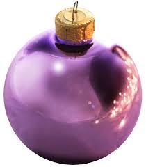 lavender tree skirts ornaments decorations