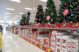 Large Commercial Christmas Decorations Australia by Christmas Decorations Big W Superstore Editorial Stock Photo