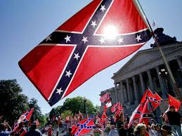 What Does The Red Stand For On The American Flag The Confederate Flag Symbolizes White Supremacy U2014 And It Always
