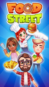 Home Design Story Game On Computer Food Street Restaurant Game On The App Store