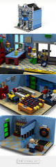 Lego Headquarters 406 Best Lego Images On Pinterest Lego Friends Lego Stuff And Legos