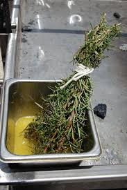 Rosemary Topiary Baste Grilled Meats With A Rosemary Bundle Hgtv
