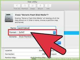 format hard drive exfat on mac how to format a hard drive on mac to work on mac and pc 15 steps