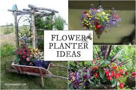 Flower Planter Ideas by Flower Planter Idea Gallery Empress Of Dirt