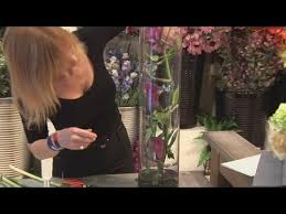 Lily Vases Wholesale Uk How To Arrange Calla Lilies In A Vase Youtube