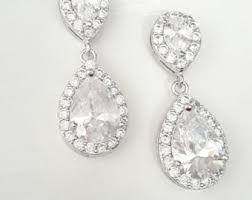 boucle d oreille mariage bijoux mariage boucle d oreille le de la mode