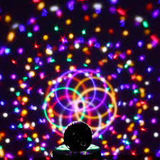 magic laser christmas lights 9 colors 27w crystal magic ball led stage l 21modes disco laser