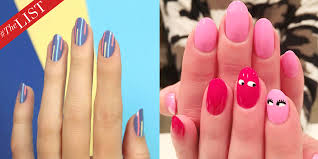 2017 nail polish trends and manicure ideas harper u0027s bazaar