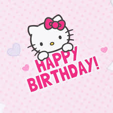 hello kitty birthday card template free 6 best u0026 professional