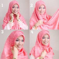 tutorial jilbab jilbab 131 best hijab images on pinterest hijab tutorial hijab styles