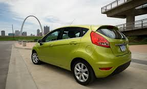 2011 ford fiesta road test reviews car and driver