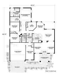 House Plans With Elevators by 3 Story House Plans With Elevator
