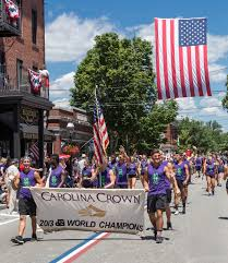 Flag Corps File Carolina Crown Drum And Bugle Corps March In The Bristol