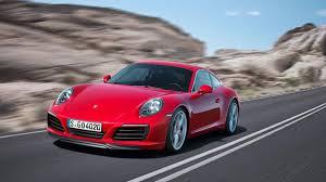 porsche carerra 911 2017 porsche 911 review with price horsepower and photo