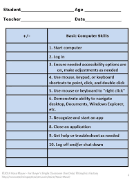 What Are Basic Computer Skills For Resume List Of Basic Computer Skills U2013 Job Resume Example