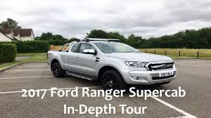 ford ranger limited 2 2 2017 ford ranger 2 2 tdci 4x4 limited 2 supercab in depth tour
