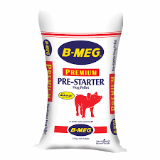 b meg premium pre starter hog pellet b meg philippines