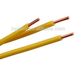 solid conductor pvc insulated house electrical wiring electrical
