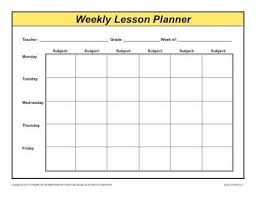 lesson plan template gelds weekly lesson plan templates business template
