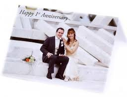 personalised anniversary cards gift ideas