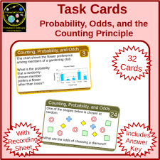 probability odds and the counting principle u2013 a numerical universe