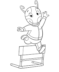 backyardigans coloring pages 68 additional coloring pages