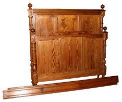 Bedroom Furniture Warrington Antiques Bazaar Antique Beds Victorian Scottish Pitch Pine