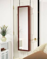 jewelry armoire mirror and jewelry organizer