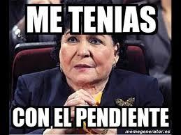 Spanish Memes Facebook - 27 memes de carmen salinas que te ayudar磧n a destruir estados de