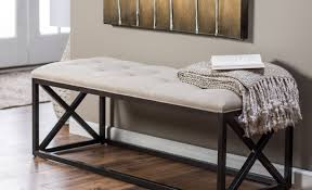 ideas bedroom bench seat throughout lovely long bench long