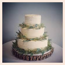 wedding cake greenery twentyone cakes by