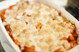 easy thanksgiving sweet potato souffle recipe food