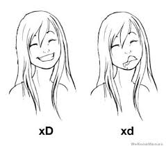 Xd Meme - xd vs xd weknowmemes