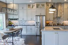 Backsplash Ideas For White Kitchens 18 Backsplash Ideas With White Cabinets Georgia Modern