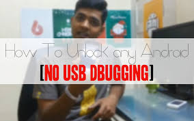 no usb debugging required unlock any android phone youtube