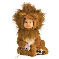 Lion King Halloween Costume Baby Lion Costume Ebay