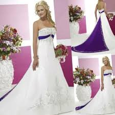 purple white wedding dress white and purple wedding dress be the best getswedding