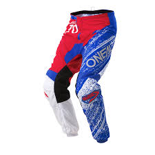 blue dirt bike boots motocross o u0027neal usa