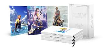 final fantasy box set 2 official game guide released in north